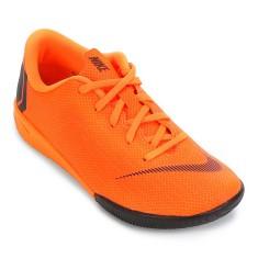 5af6fd8374 Tênis Nike Infantil (Menino) Mercurialx Vapor 12 Academy Futsal