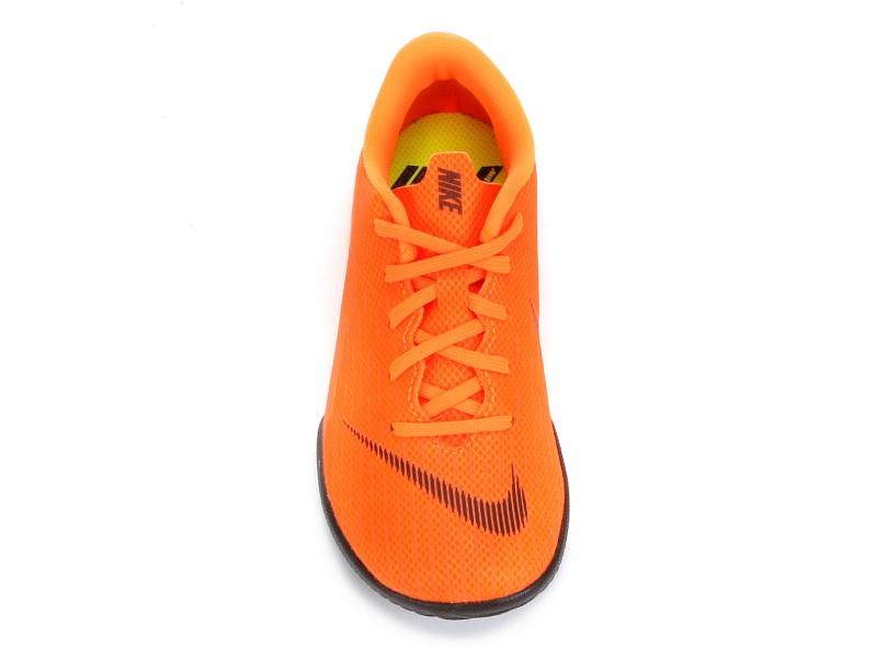 348296928b Tênis Nike Infantil (Menino) Futsal Mercurialx Vapor 12 Academy