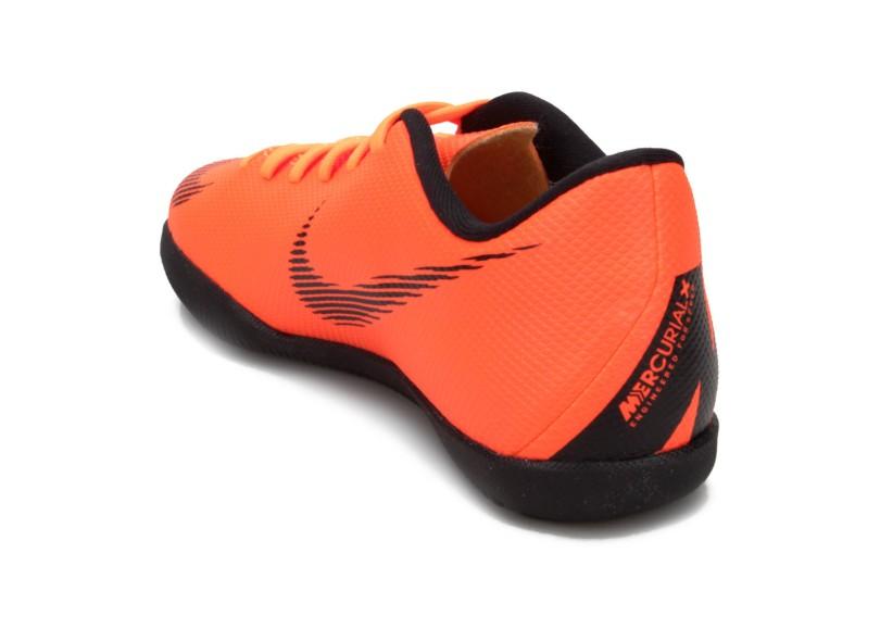 Tênis Nike Infantil (Menino) Futsal MercurialX Vapor 12 Club 97692f4649c60