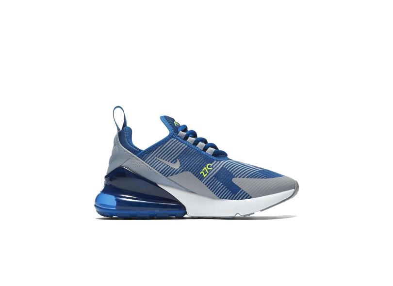 e560bdbc0ba Tênis Nike Infantil (Unissex) Casual Air Max 270