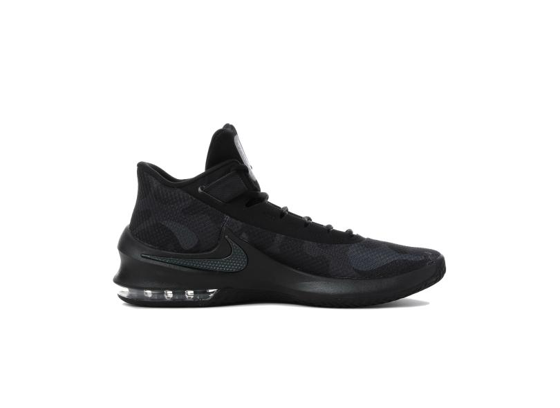 e4b85c0a2325c Tênis Nike Masculino Basquete Air Max Infuriate 2 Mid Premium