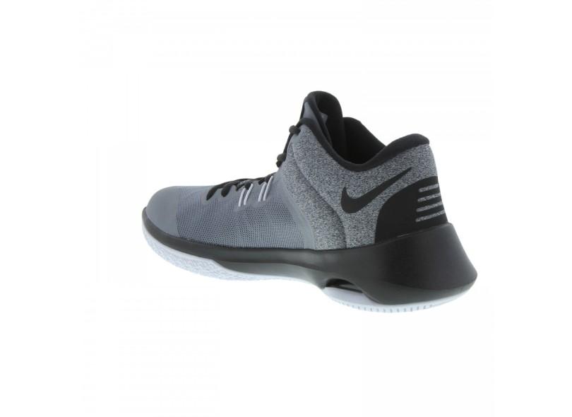 dd2cc1c6aa Tênis Nike Masculino Basquete Air Versitile II