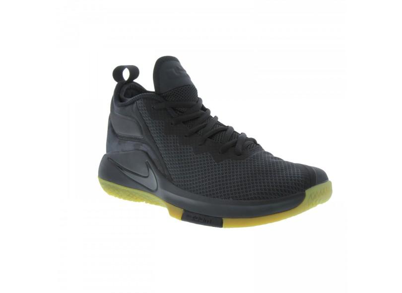 7e51a8b00a8 Tênis Nike Masculino Basquete Lebron Witness II