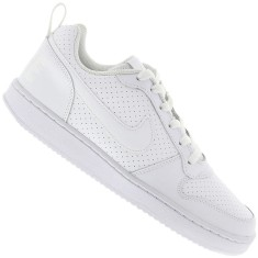 Foto Tênis Nike Masculino Court Borough Low Casual
