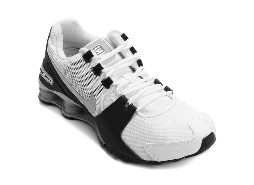 b93beaa4549 Tênis Nike Masculino Casual Shox Avenue