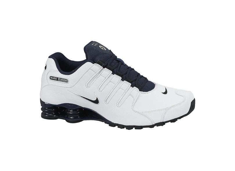 5b830aec9c5 Tênis Nike Masculino Casual Shox NZ EU