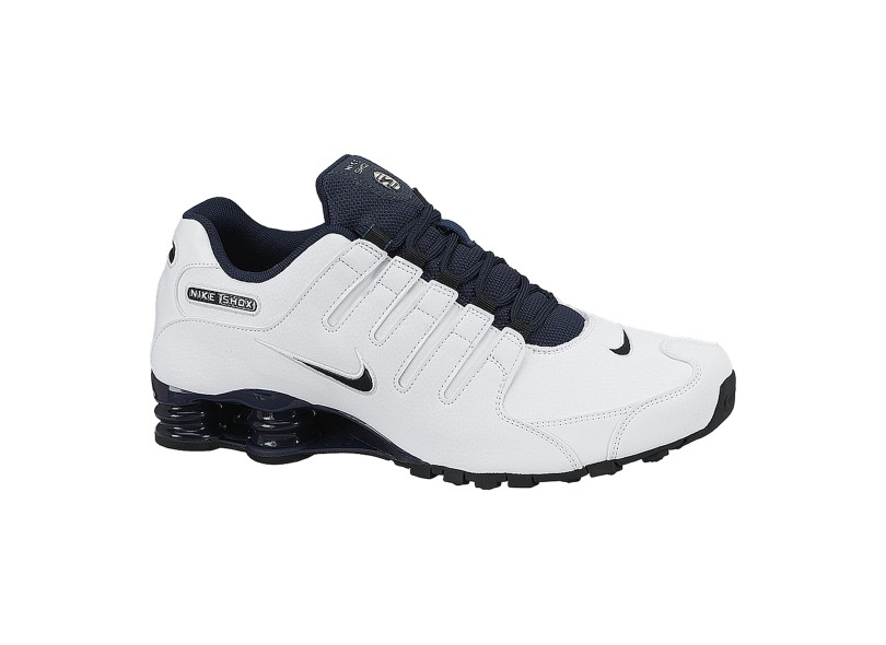 Tênis Nike Masculino Casual Shox NZ EU 2ff53d797bd8b