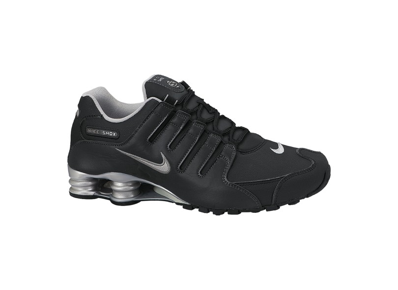 Tênis Nike Masculino Casual Shox NZ EU c469f601fb895