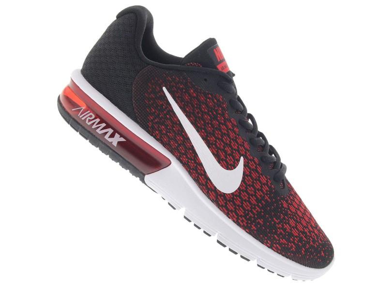 082dbc56ca1 Tênis Nike Masculino Corrida Air Max Sequent 2