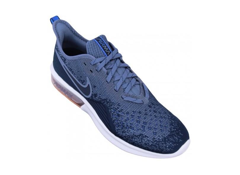 bf012437bb7 Tênis Nike Masculino Corrida Air Max Sequent 4