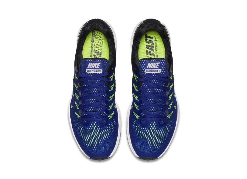 ... reduced tênis nike masculino corrida air zoom pegasus 33 comparar preço  zoom 213c5 b447b 46a0576e02286