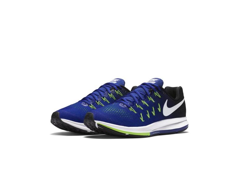 Tênis Nike Masculino Corrida Air Zoom Pegasus 33 507b19bfc64e3