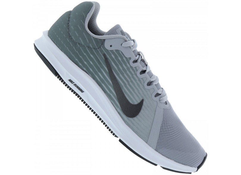 outlet store 75fd2 c37d1 Tênis Nike Masculino Corrida Downshifter 8
