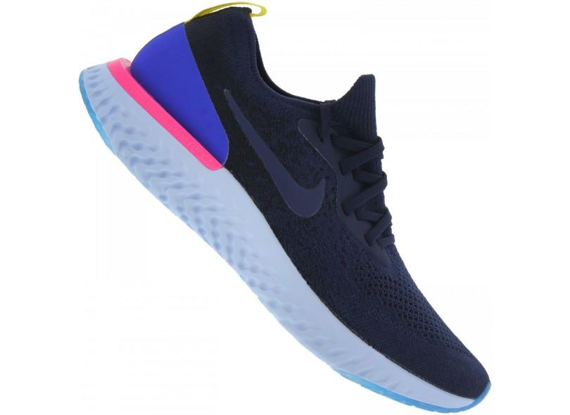 Tênis Nike Masculino Corrida Epic React Flyknit a4827fd54dfe8