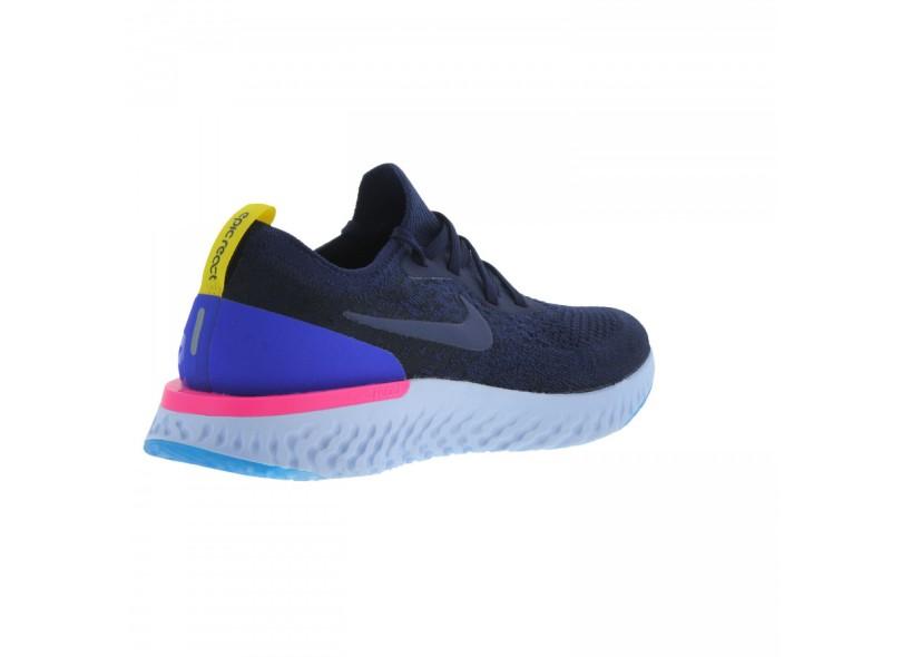 b3246971bc0b Tênis Nike Masculino Corrida Epic React Flyknit