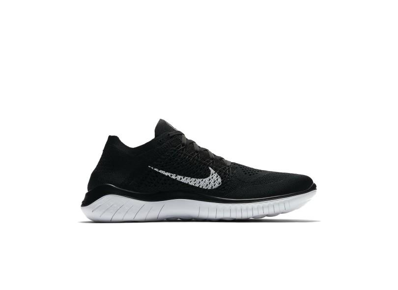 d4b3a43f015 Tênis Nike Masculino Corrida Free RN Flyknit 2018