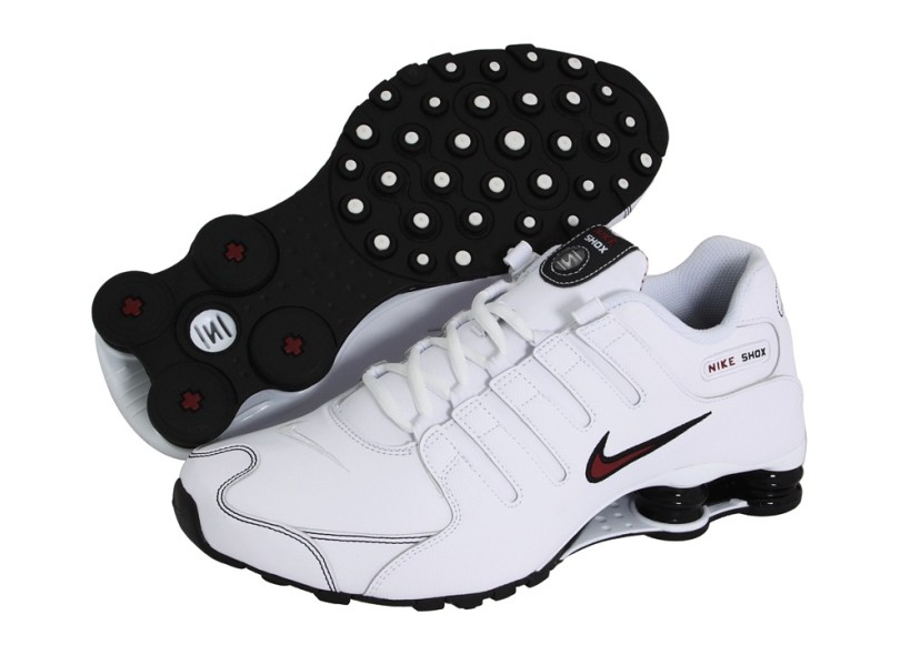 half off 84d9c eef09 Tênis Nike Masculino Corrida Shox Nz Sl Si