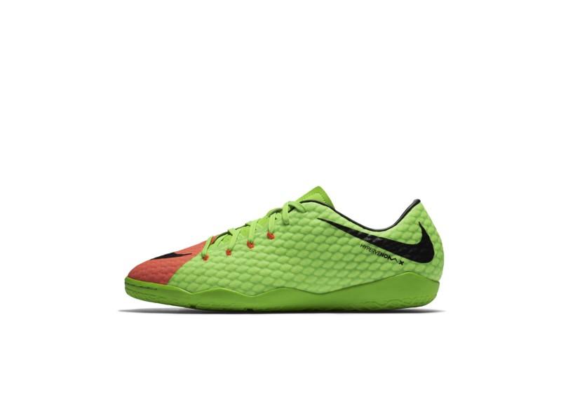 Tênis Nike Masculino Futsal HyperVenomX Phelon III 006c5a9ce428e