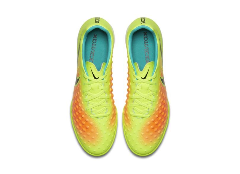 2a18d2d415 Tênis Nike Masculino Futsal Magista Onda II