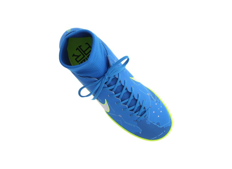 6587ef165f Tênis Nike Masculino Futsal Mercurial X Victory VI DF Neymar IC