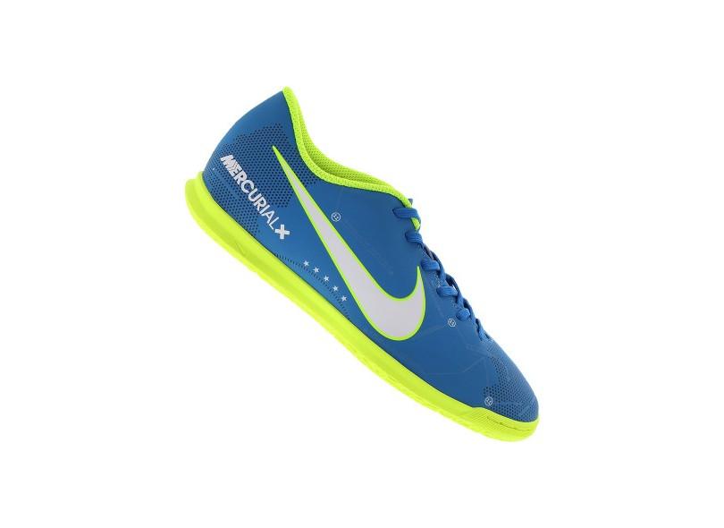 46ee0c6b89 Tênis Nike Masculino Futsal Mercurial X Vortex III Neymar IC
