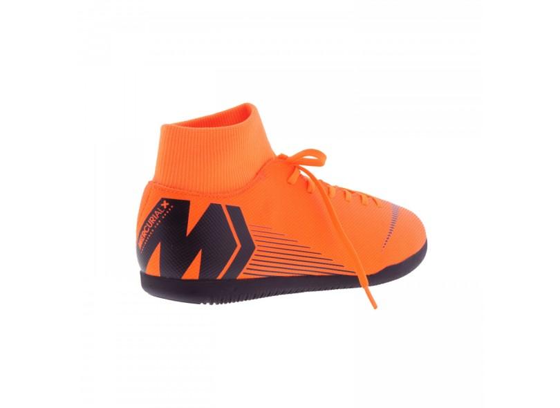 ab1d9d362 Tênis Nike Masculino Futsal MercurialX Superfly 6 Club