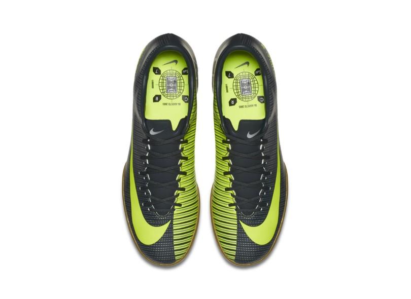 6d9f5a7cd0866 Tênis Nike Masculino Futsal MercurialX Victory VI CR7