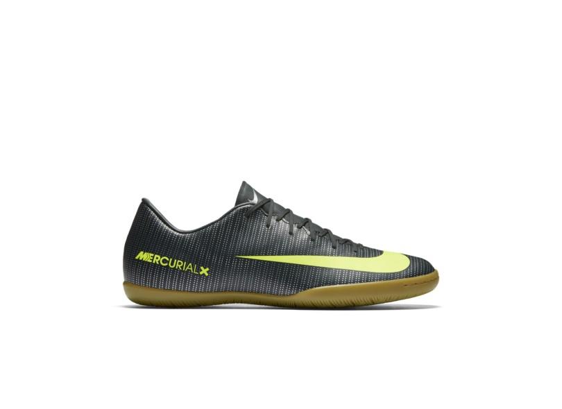 Tênis Nike Masculino Futsal MercurialX Victory VI CR7 e86b34655bf4b
