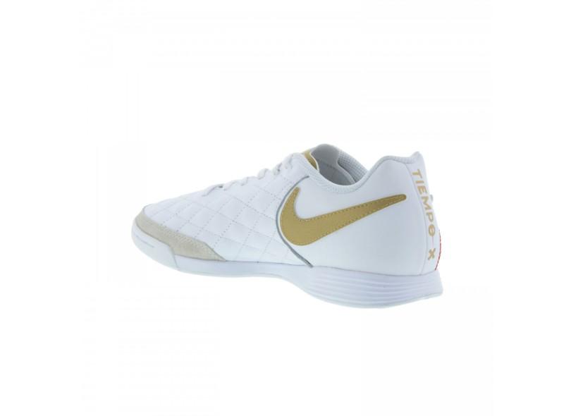 hot sale online 00320 fd22c Tênis Nike Masculino Futsal TiempoX Legend 7 Academy 10R Com ...