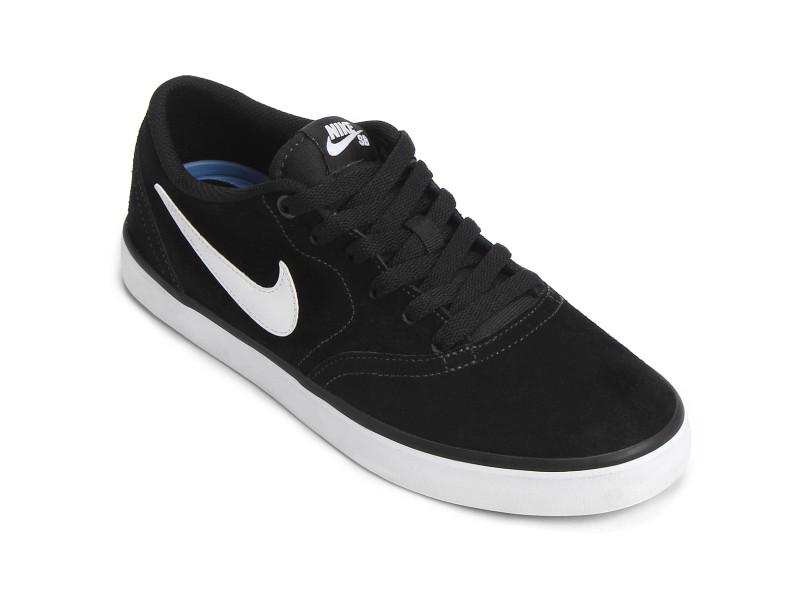 87fe81f66b7 Tênis Nike Masculino Skate Sb Check Solar