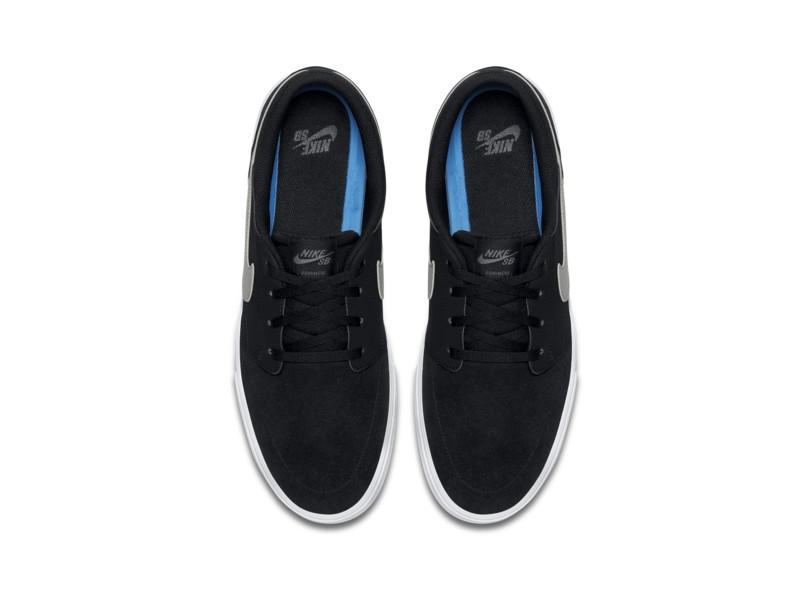 butik wyprzedażowy sklep internetowy Kod kuponu Tênis Nike Masculino SB Portmore II Solar Skate