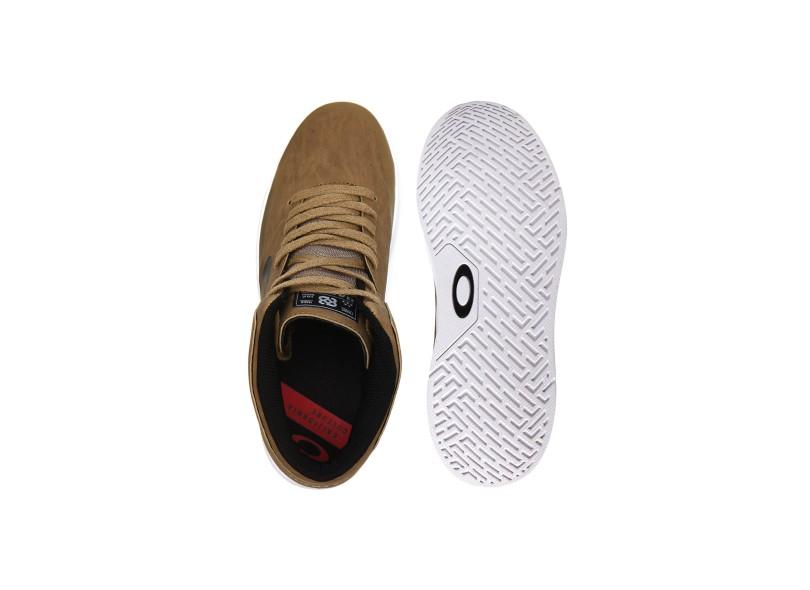 ef24182ca4b3e Tênis Oakley Masculino Skate Bob Burnquist 3 Mid