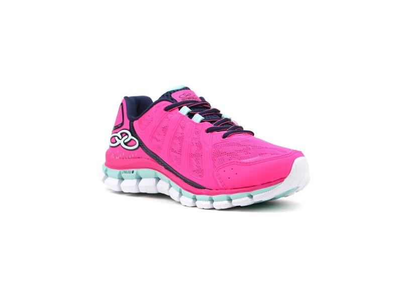 7702dc90102 Tênis Olympikus Feminino Caminhada Diffuse