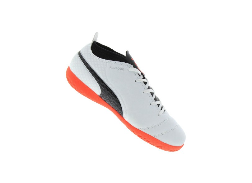 Tênis Puma Infantil (Menino) Futsal One 17.4 IN 770752da813eb