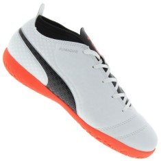 Tênis Puma Infantil (Menino) One 17.4 IN Futsal fb063b27c5781