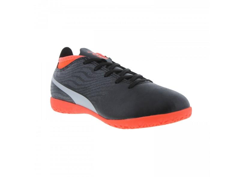Tênis Puma Infantil (Menino) Futsal One 18.4 a665b6ab4d092