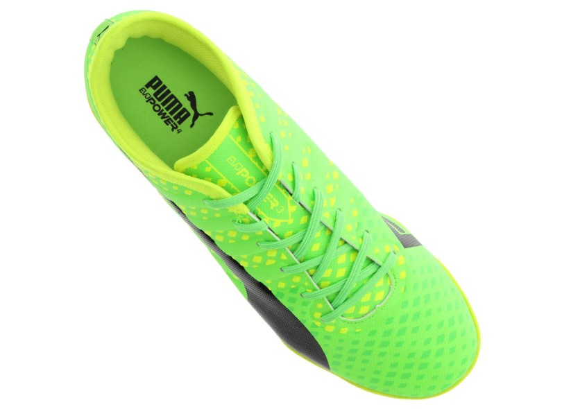 193a594c40f7c Tênis Puma Masculino Futsal Evopower Vigor 3