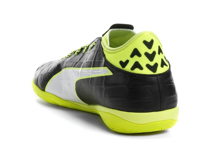 1f63c0ebca Tênis Puma Masculino Futsal Evotouch 3 IT
