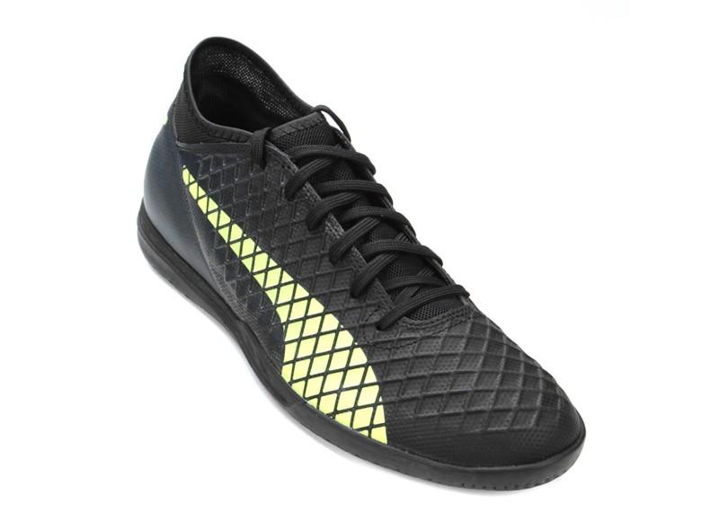 Tênis Puma Masculino Futsal Future 18.4 eab055c12826b