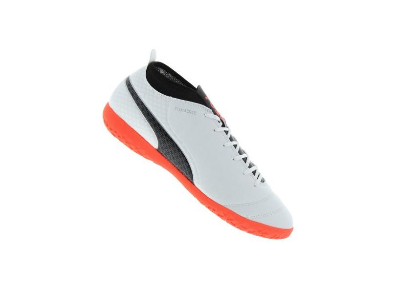 a744cf4d026 Tênis Puma Masculino Futsal One 17.4 IN