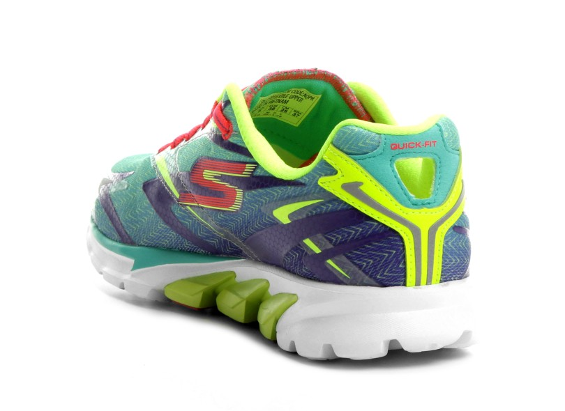 2ae1da9e52b3f Tênis Skechers Feminino Corrida GO Run 4