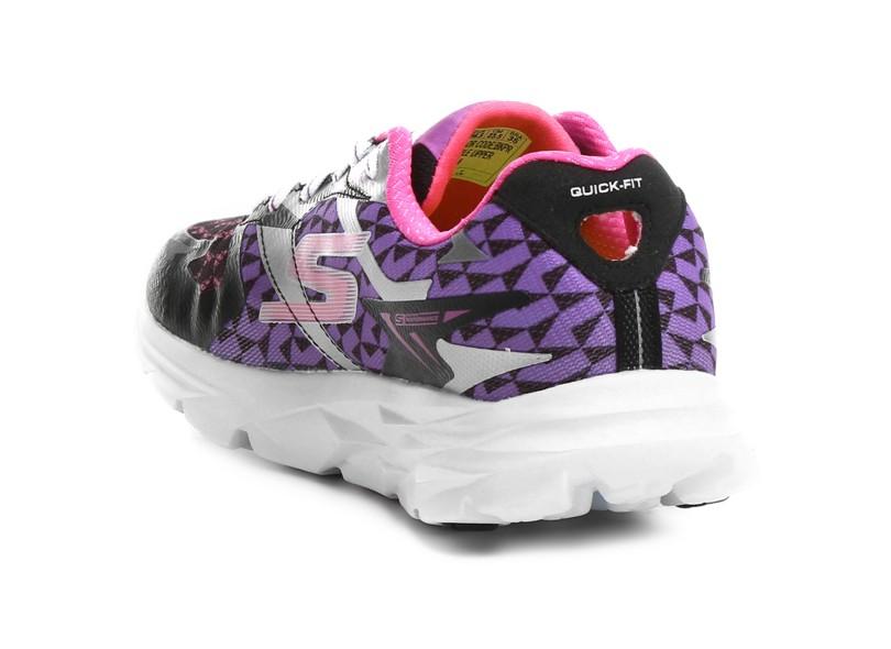 Tênis Skechers Feminino Corrida Go Run Ride 5 1ffa1e7b7f4e7