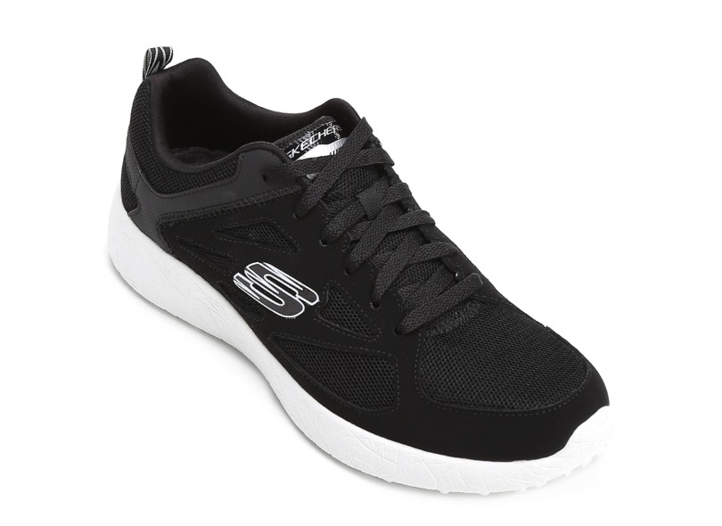 74ab115ee3d Tênis Skechers Masculino Academia Burst