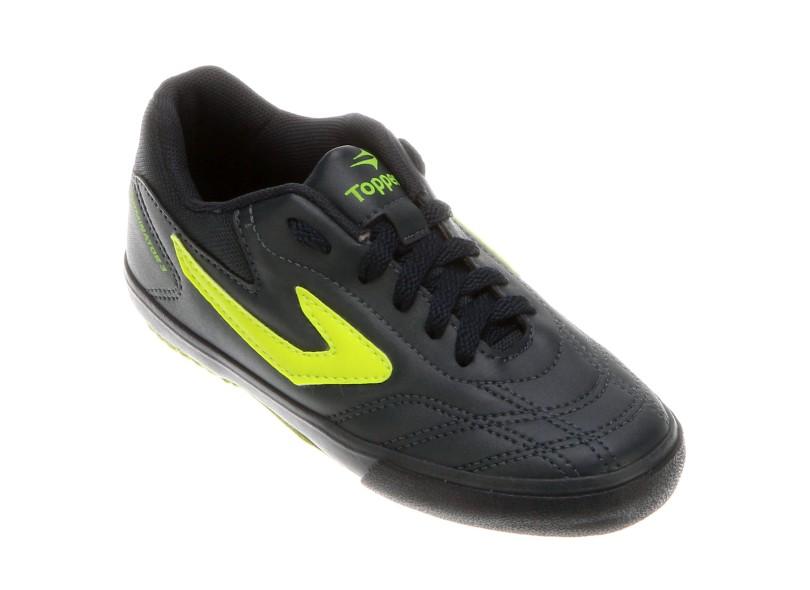 Tênis Topper Infantil (Menino) Futsal Dominator III 6939e42d74984