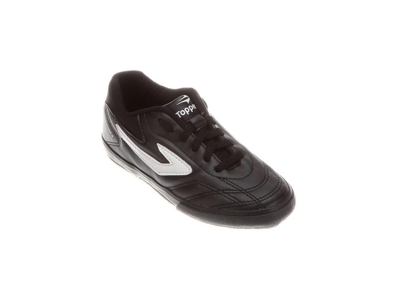 2986687a128 Tênis Topper Infantil (Menino) Futsal Dominator III