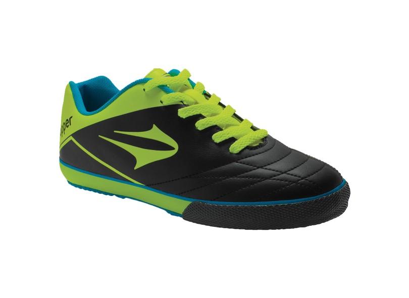 Tênis Topper Infantil (Menino) Futsal Frontier 7 e2e1482664f21
