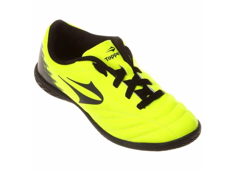 Tênis Topper Infantil (Menino) Futsal Slick 2 6d906179c9503