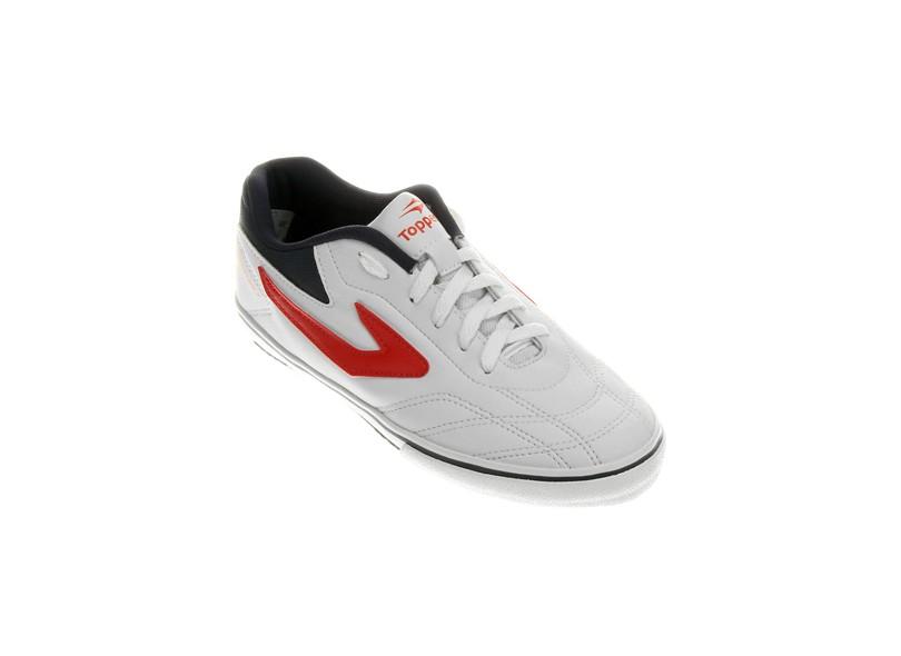 15a14bbe2cb3b Tênis Topper Masculino Futsal Dominator III