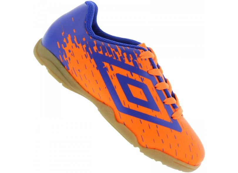 Tênis Umbro Infantil (Menino) Futsal Acid 42607bac8efaa