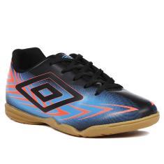 Tênis Umbro Infantil (Menino) Speed III Futsal